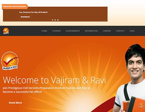 Vajiram & Ravi